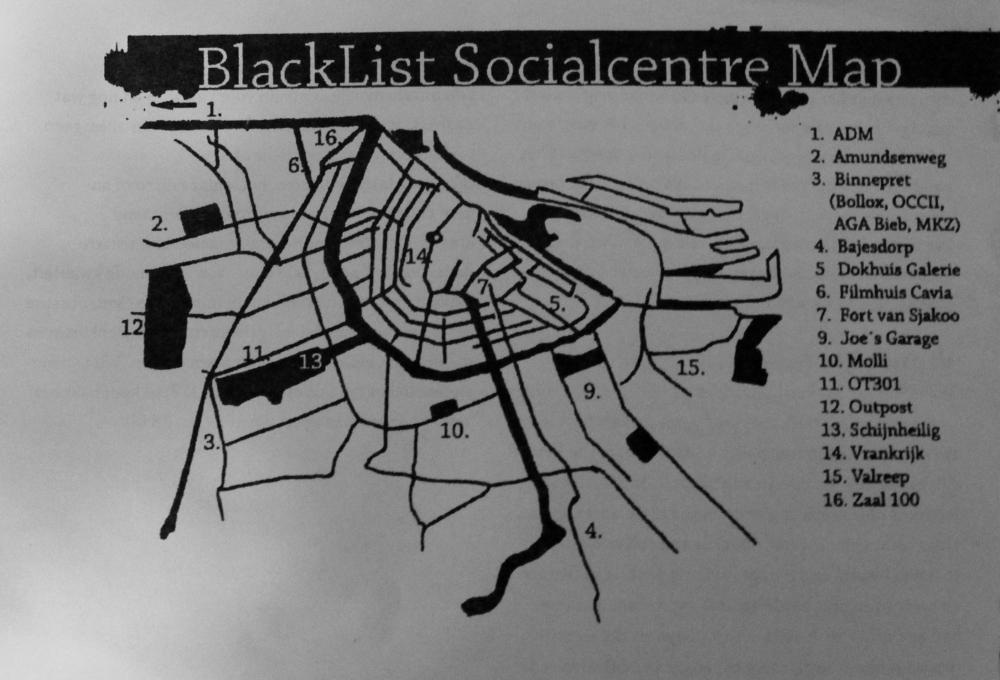 Joes Garage Amsterdam : Amsterdam squatting: crime or creative space use? theprotocity