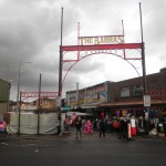 Just a stone's throw away: Barras Market
