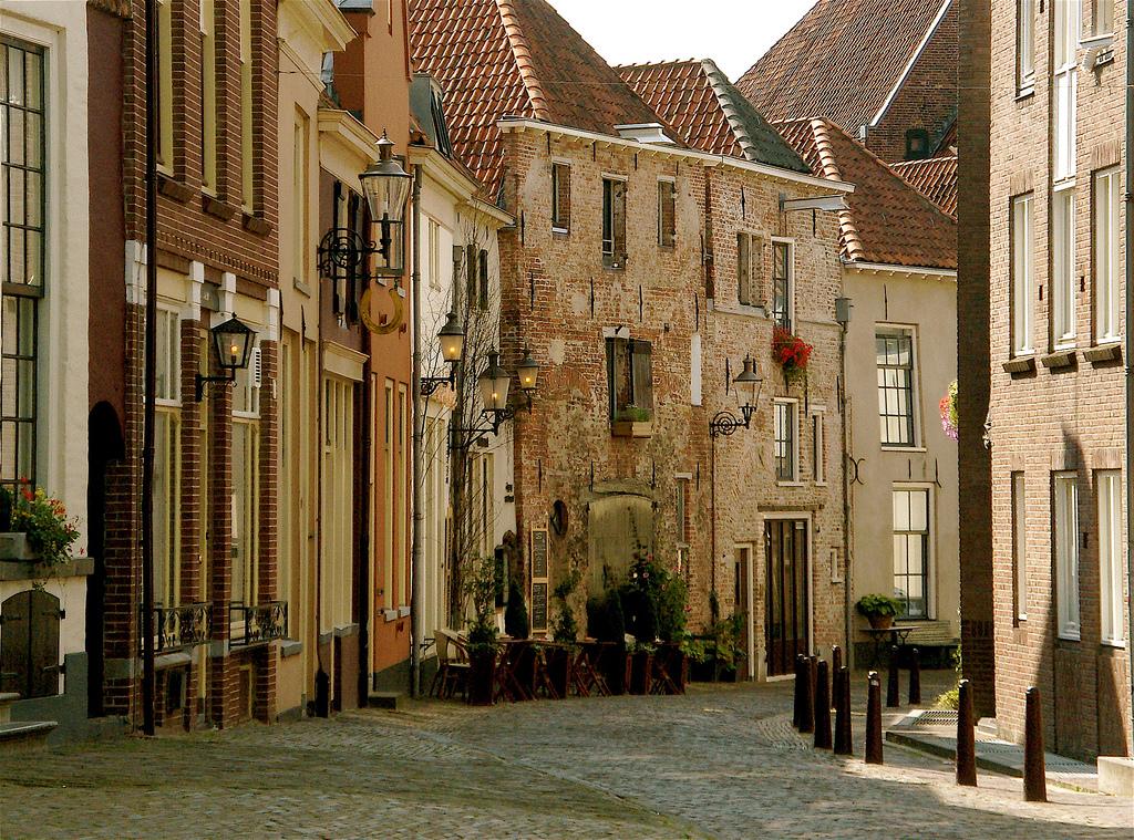 Homes in Deventer's Bergkwartier (Photo: Akbar Simonse)