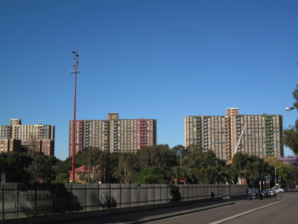 Large Public Housing