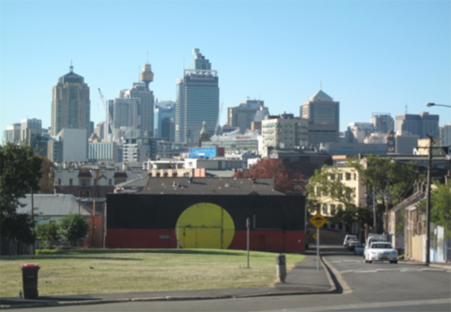 The Block in Redfern (Photo: Matt Smith)