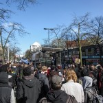 St. Pauli Demonstration