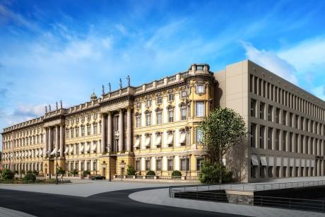 Reconstructed Stadtschloss - Rendering