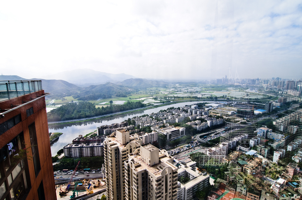 Foreign investment is transforming Shenzhen into a global megacity (Photo: Adam Nowek)