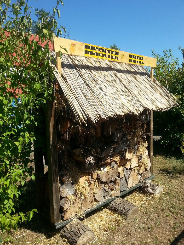 Insect Hotel in Berlin (picture by Jolien Groot)