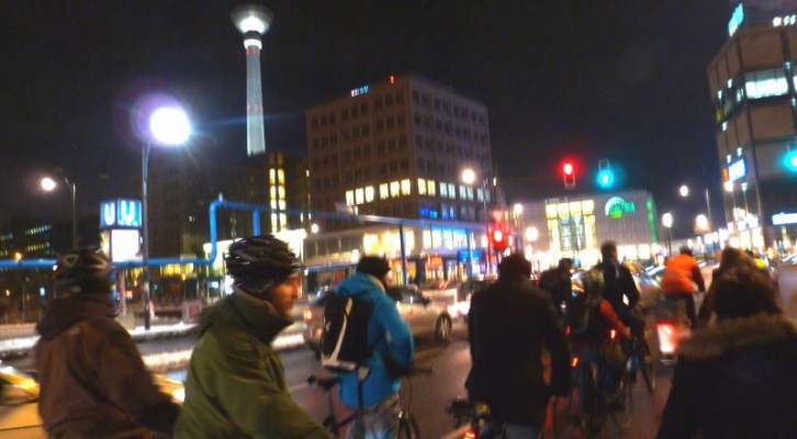 Suicide Cycling Berlin