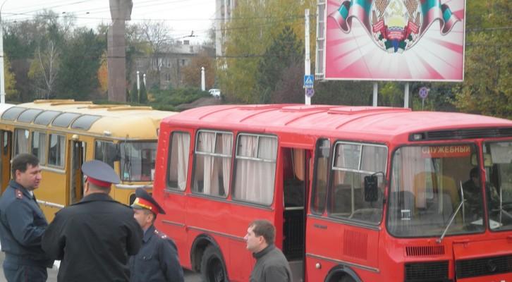Suicide Cycling Transnistria