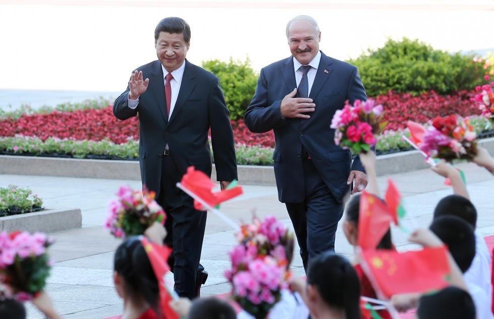 lukashenko_xi_jinping_Xinhua