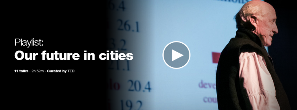 Cities and TEDx