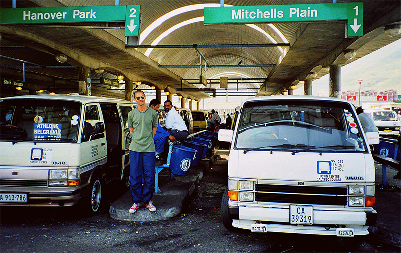 Cape Town Taxi Rank (Photo: Wikipedia)