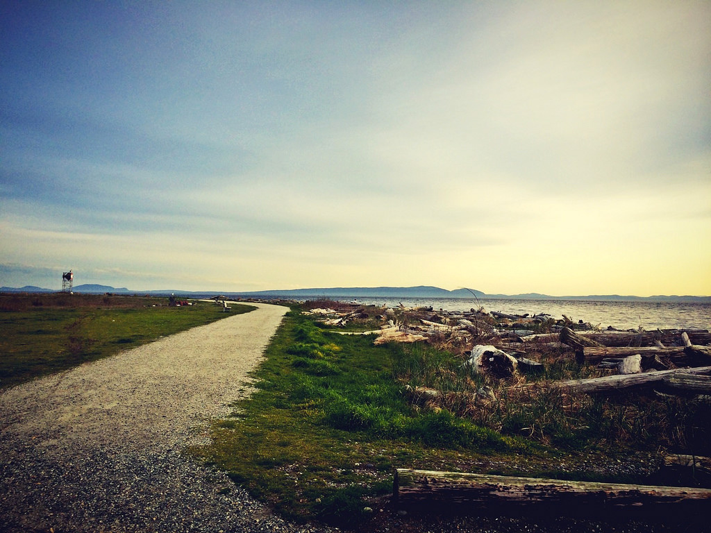 Lighthouse Park in Point Roberts (Photo: Vladimir)