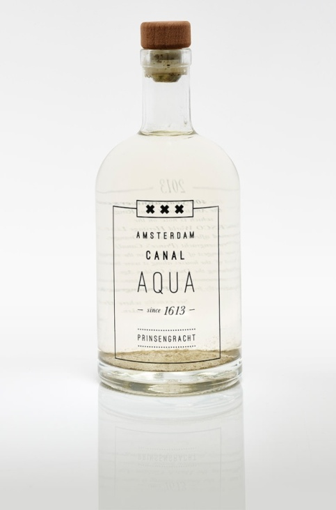 Original 'Grachtenwater'