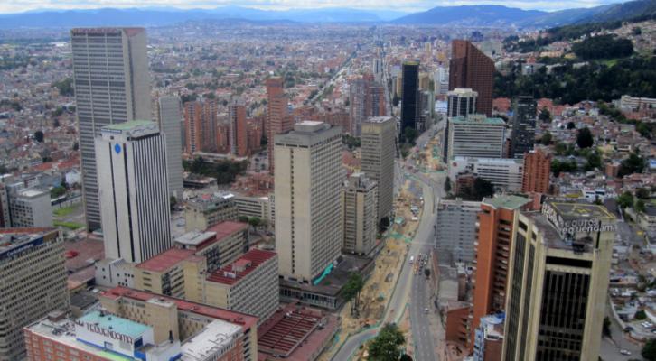Suicide Cycling Bogotá