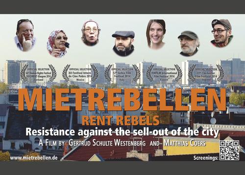 Filming Cities: Mietrebellen- Rent Rebels