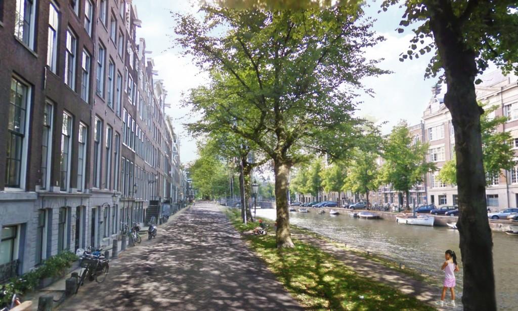 Walkable Amsterdam Canal - Green Strip (Source: Louise de Hullu)