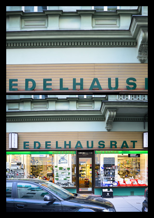 Edelhausrat, a window into old shopping times (picture by Cedric Mayer).