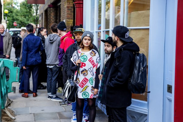 Patta Pop-up store in London. Source: Patta