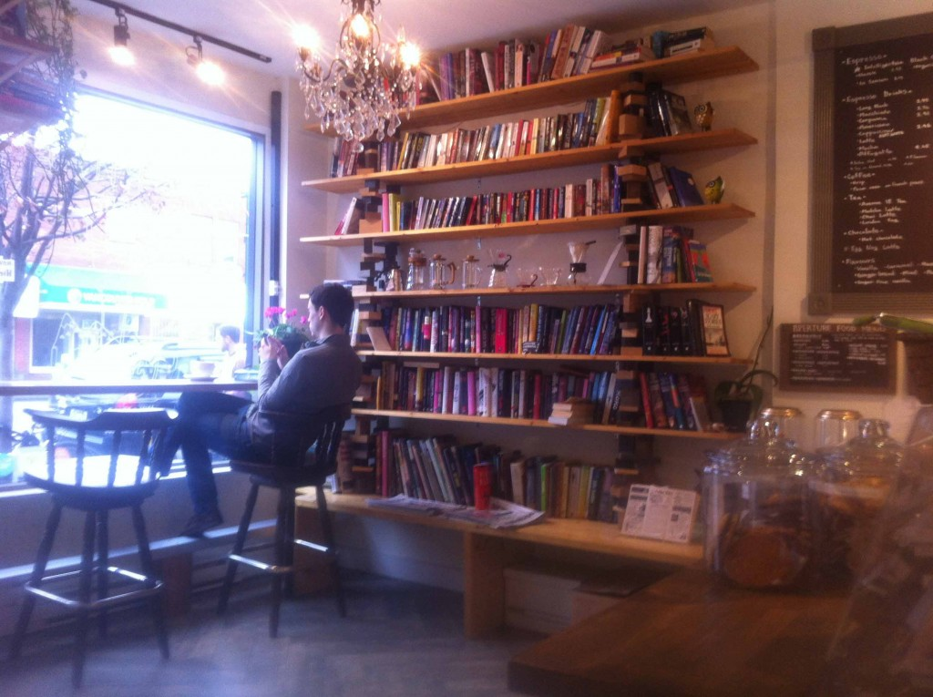 Aperture Coffee Bar provides 'a home away from home'. (Photo: Wietze Gelmers, Vancouver)