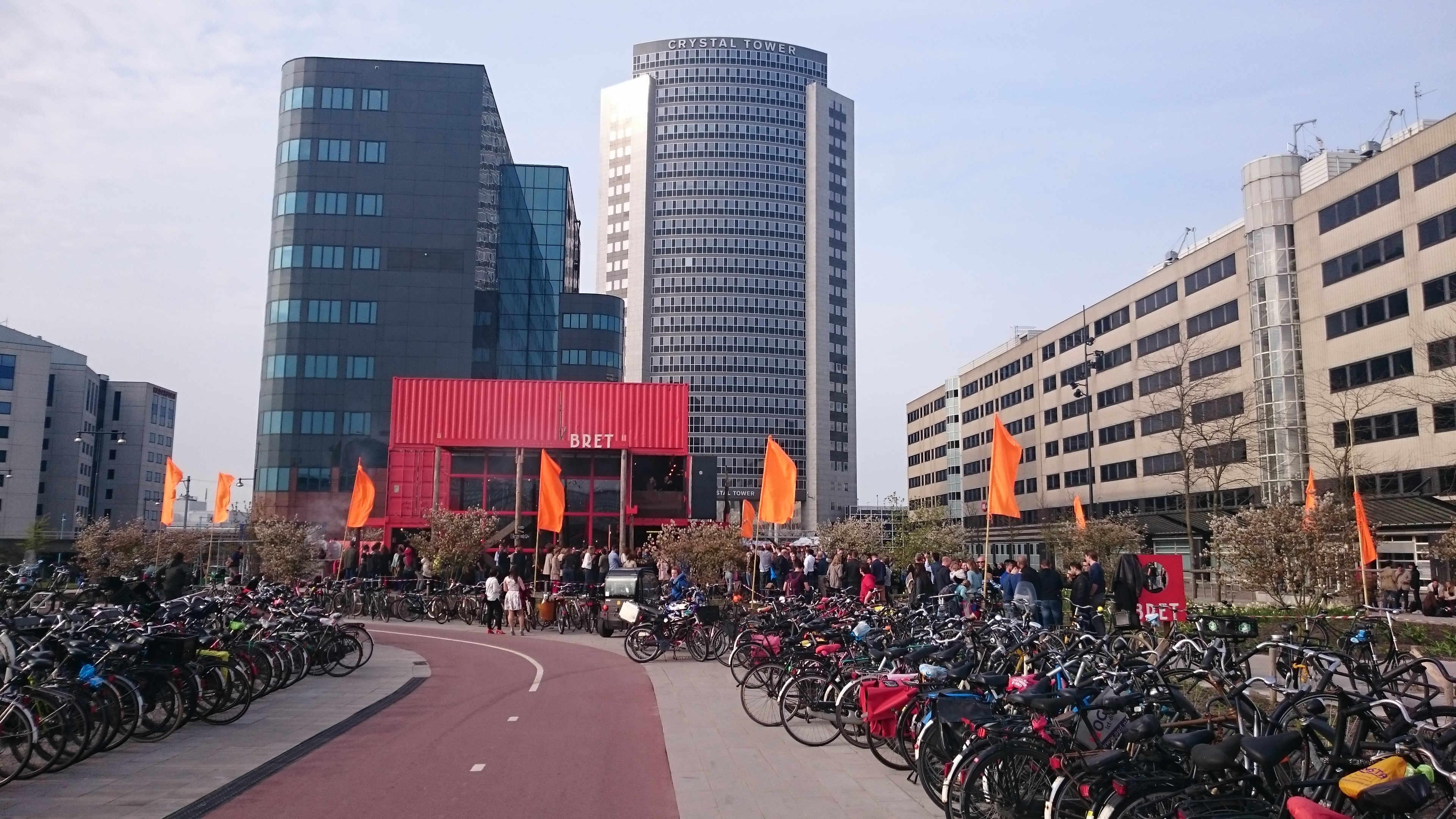 sloterdijk station amsterdam