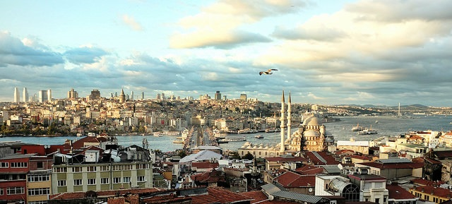 Observations from a Degentrifying İstanbul