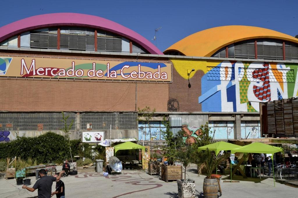 """""""Campo de Cebada"""". Source: Flickr (Víctor Castelo Gutiérrez)"""