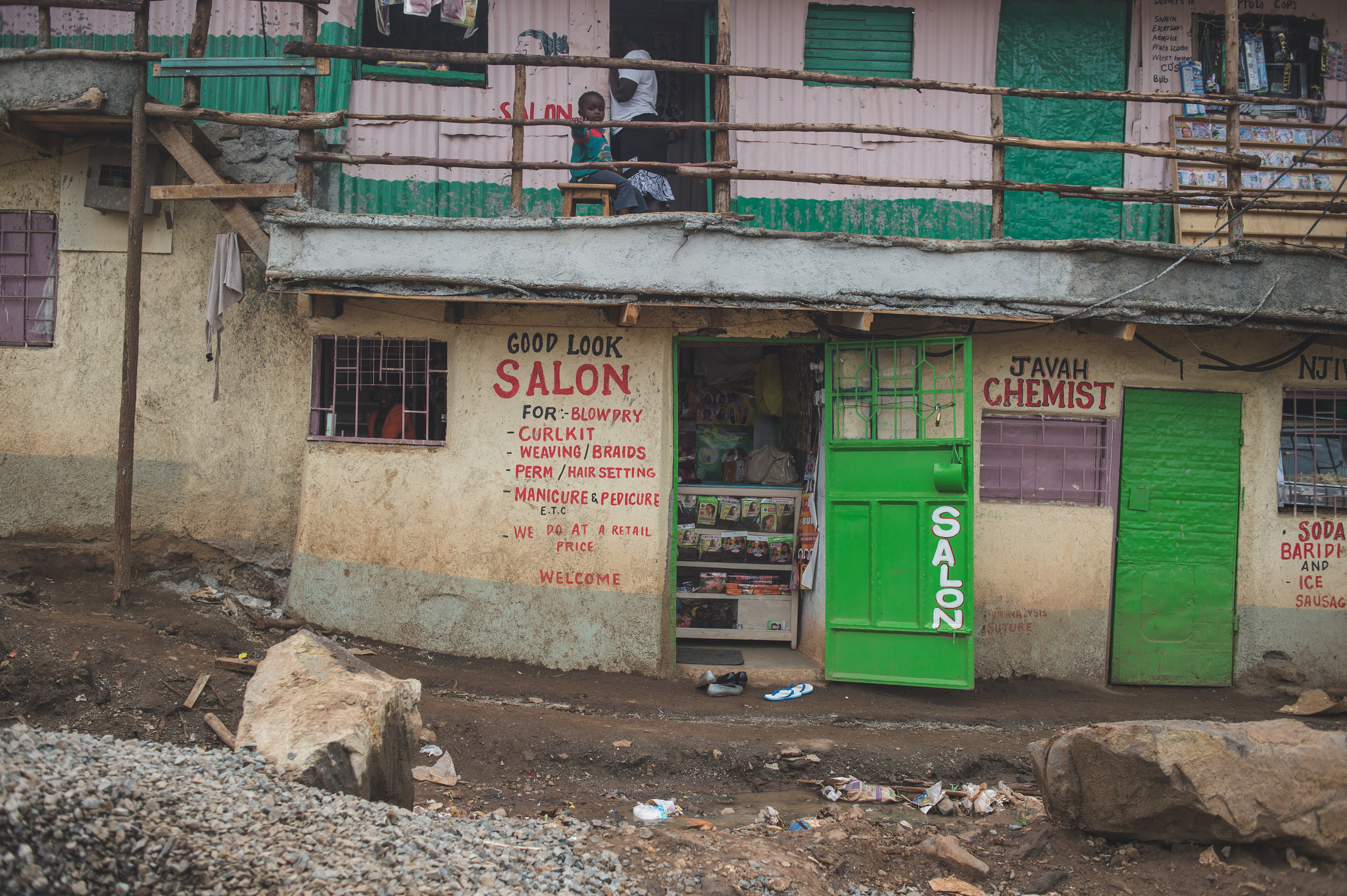 Kibera Calling: Locally-Led Development in a Nairobi Slum