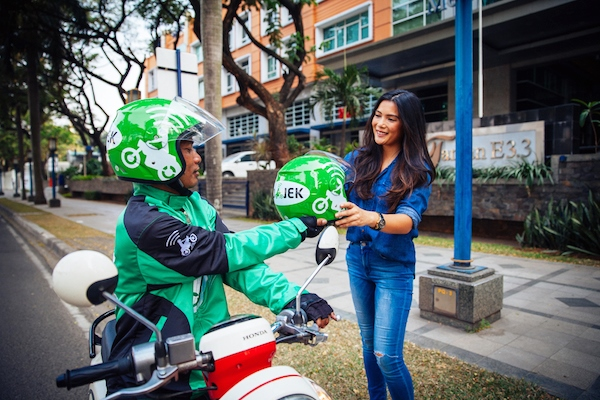 Go-Jek as the Pioneer of Ojek Ride-Sharing Source: http://www.go-jek.com/