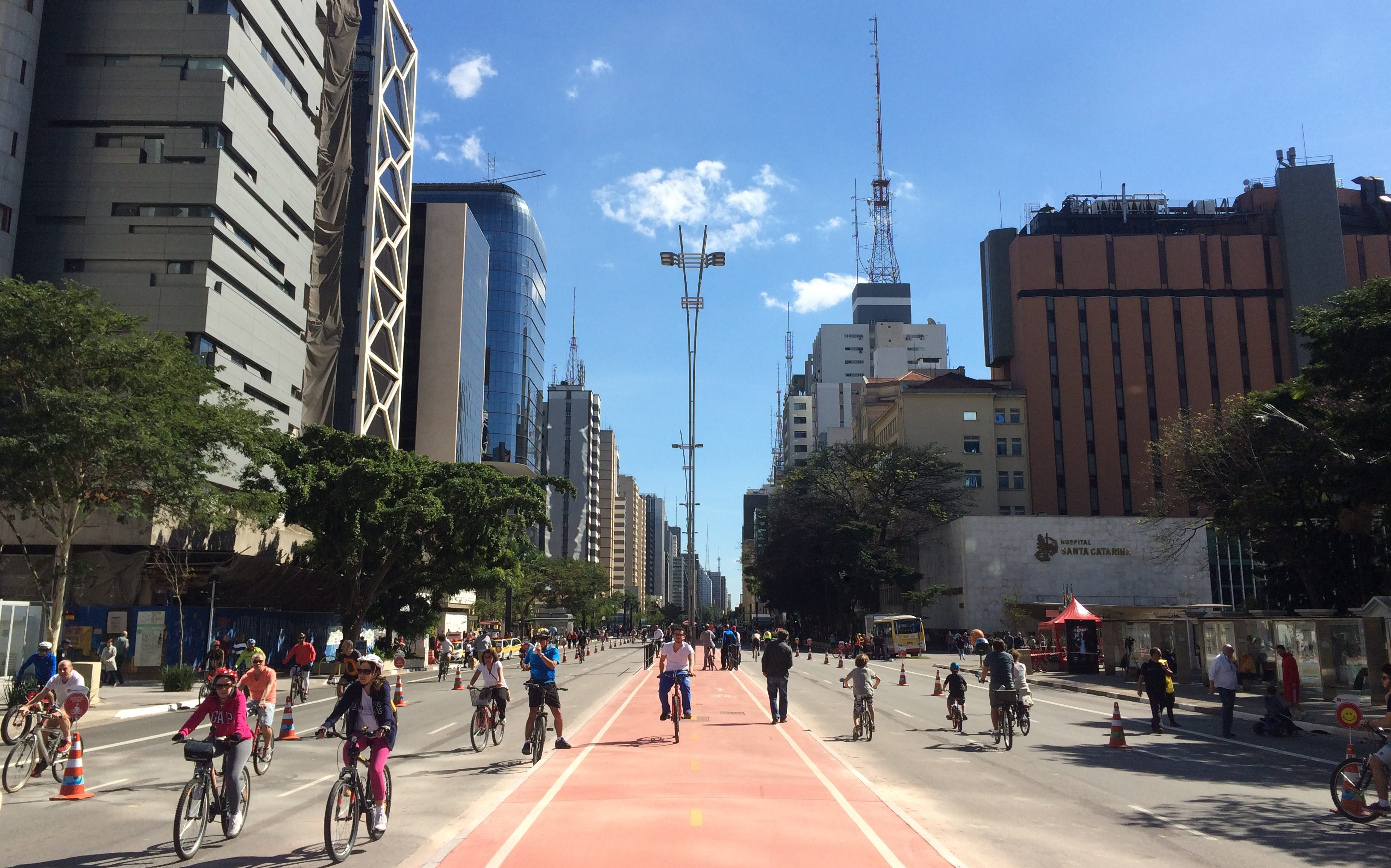 The Suicide Cycle Tour: Sao Paulo