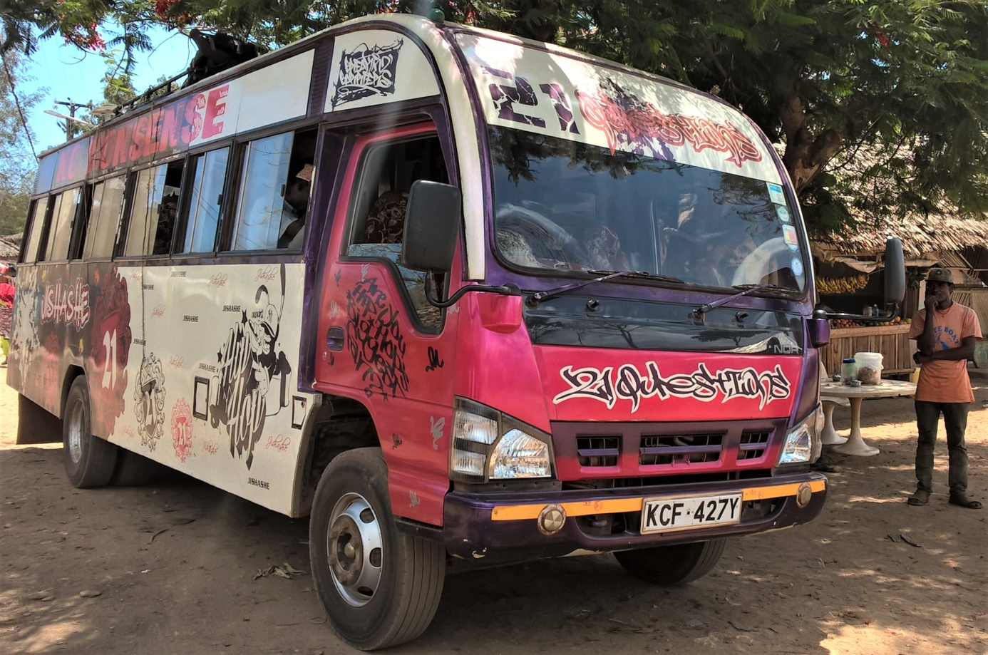 Matatus: Kenyas Layered Transportation System