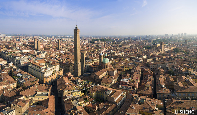 Bologna: In the shadow of big cities