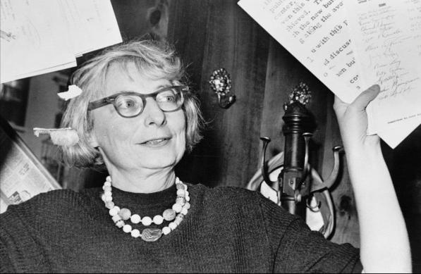 'Citizen Jane' - (https://www.sgsep.com.au/publications/big-ideas-jane-jacobs-economy-cities)