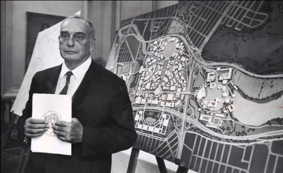 'Robert Moses – Master planning NYC'