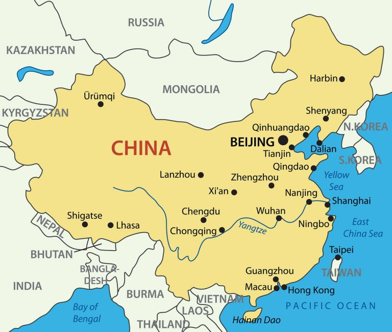 china map major cities The Cities Of Central China Urban Development Case Studies In china map major cities