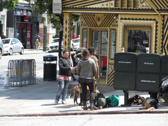 From Hippies to Hipsters and Homelessness in Haight-Ashbury